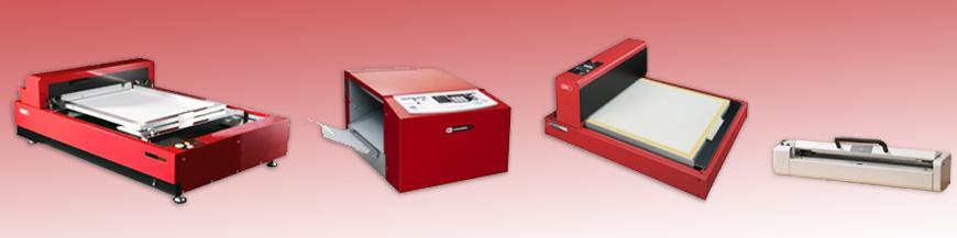 Goccopro impresora de pantallas digital
